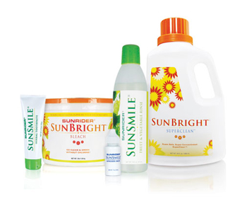 Overzicht Sunsmile Producten